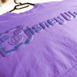 Disney Spirit Jersey Potion Purple Exclusive Rare
